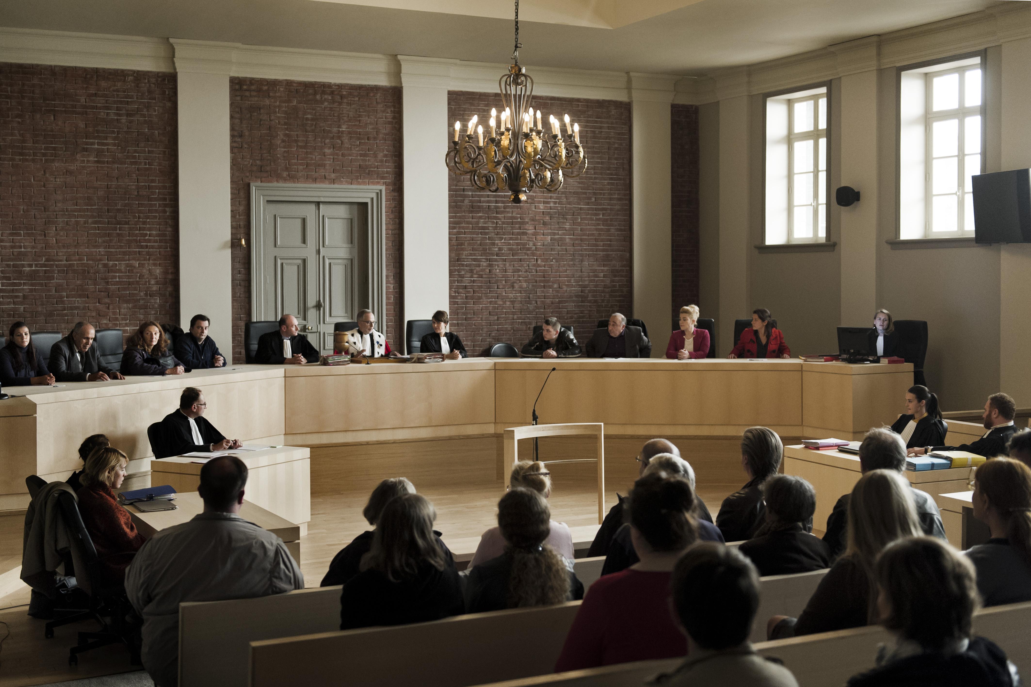 Filmska srečanja ob kavi: pogovor po projekciji filma Gospod sodnik