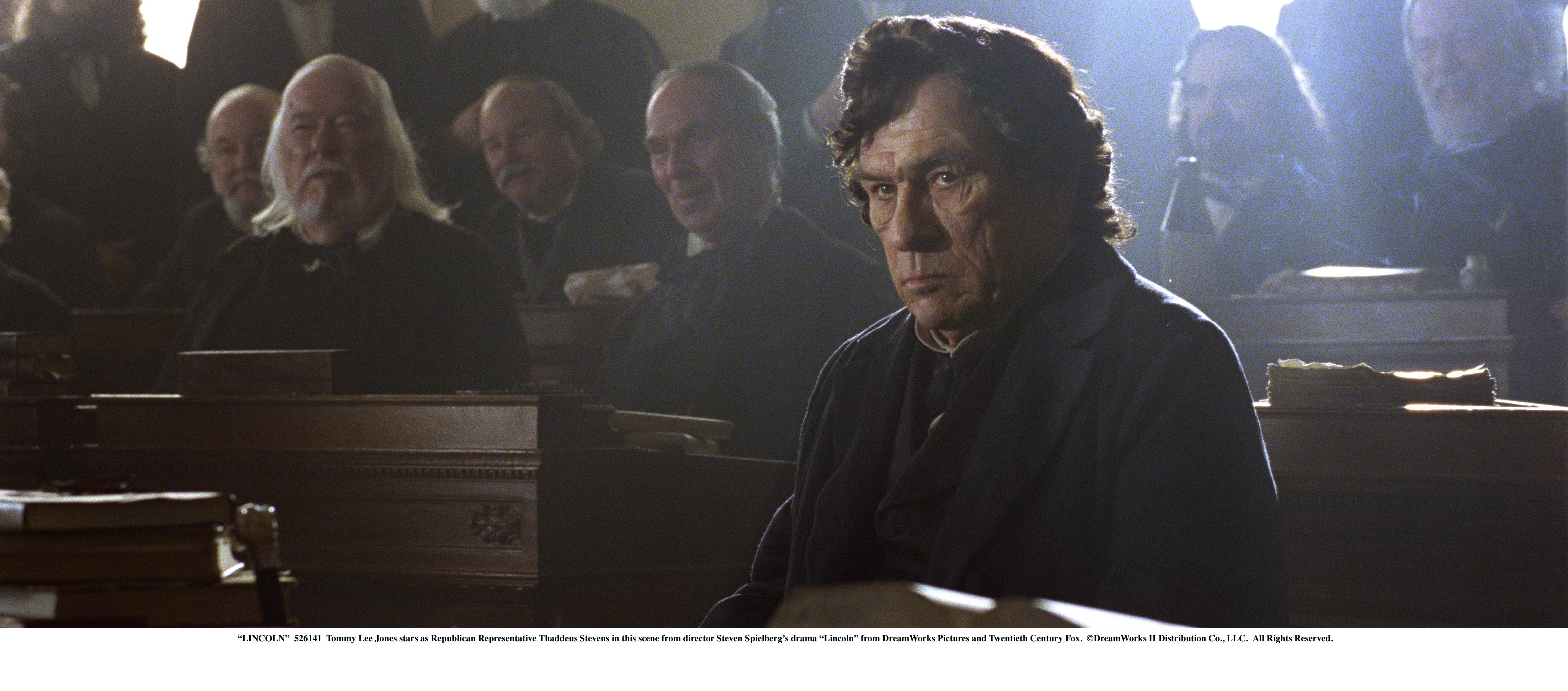 Filmska srečanja ob kavi: pogovor po projekciji filma Lincoln