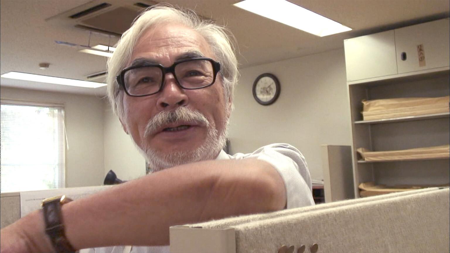 10 let s Hayaojem Miyazakijem
