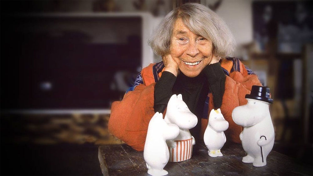 The World Book Day: Tove Jansson and her Moomins