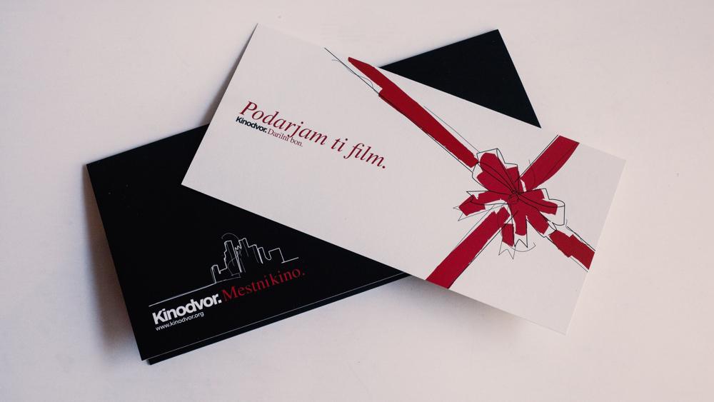 Podpri svoj najljubši kino, kupi darilni bon!