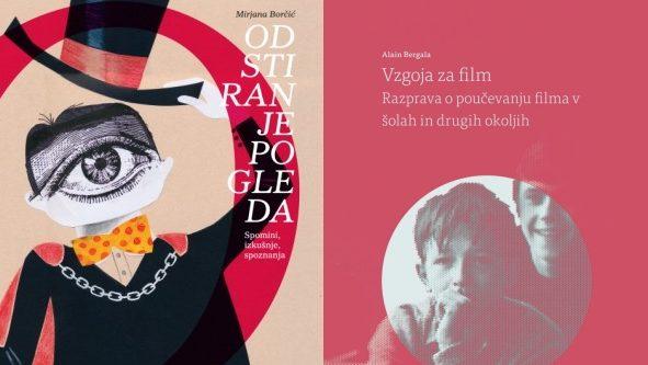 Film in filmska vzgoja: seznam priporočene literature