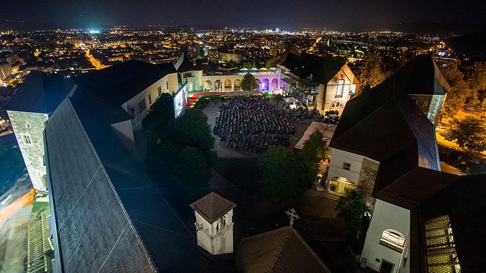 Gremo pod zvezde na Ljubljanski grad