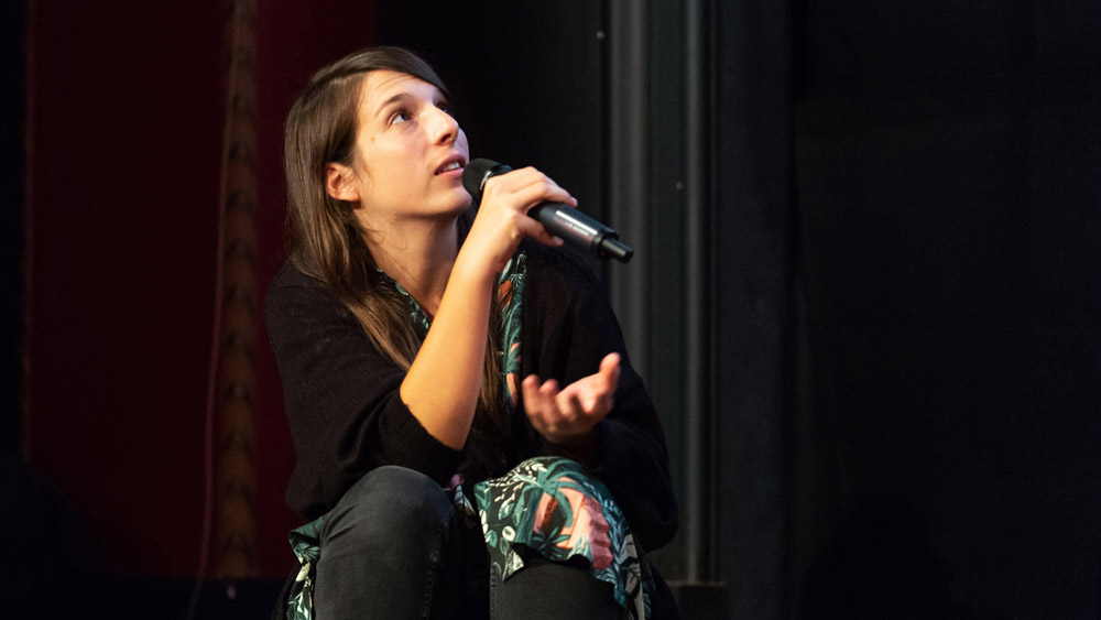 Pogovor z režiserko Babette Mangolte