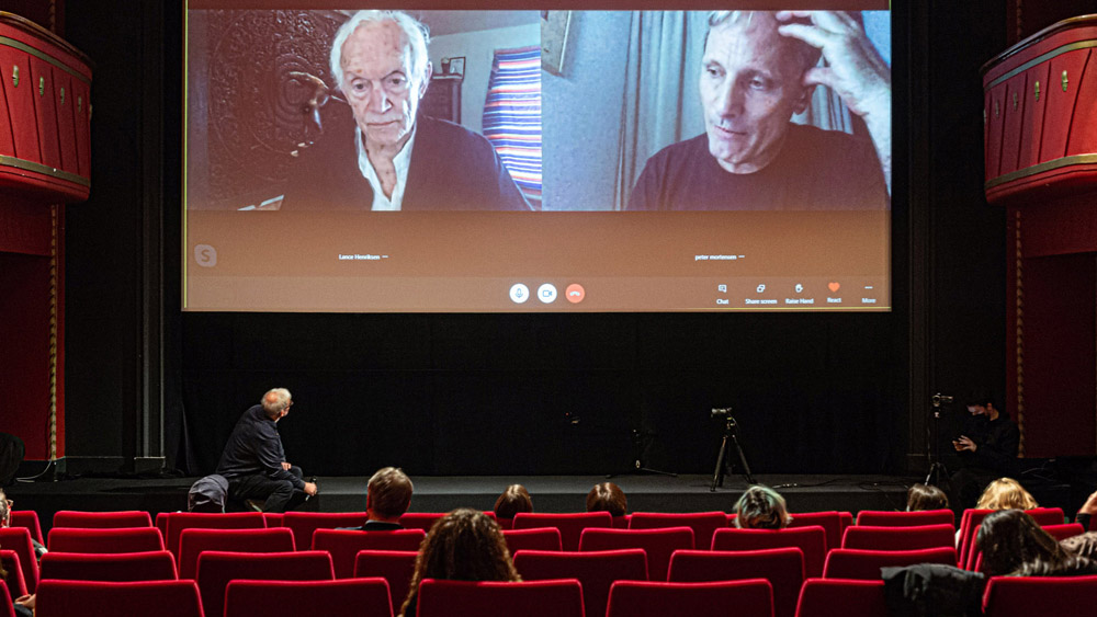 Falling: Q & A with the director and actor