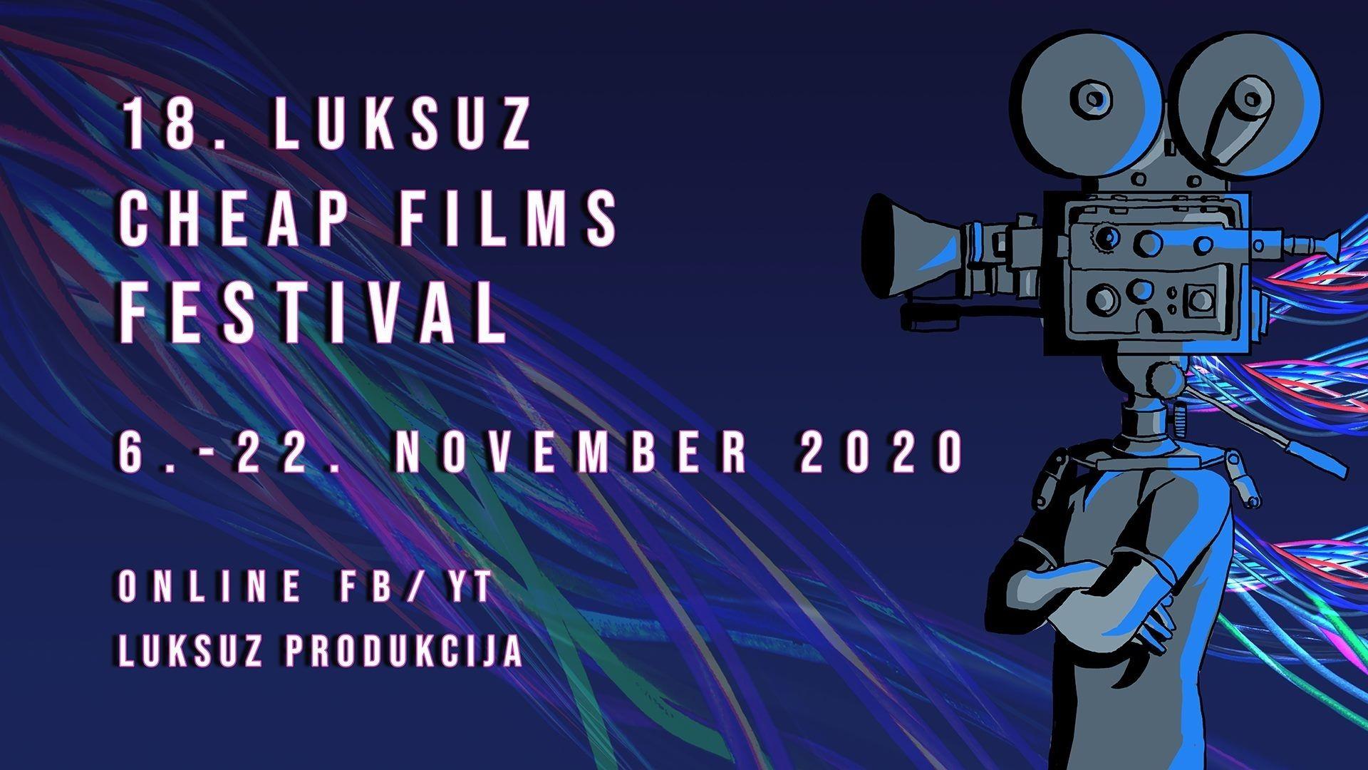 Spletna premiera videospotov s Kinotripove predfestivalske delavnice na Luksuz festivalu