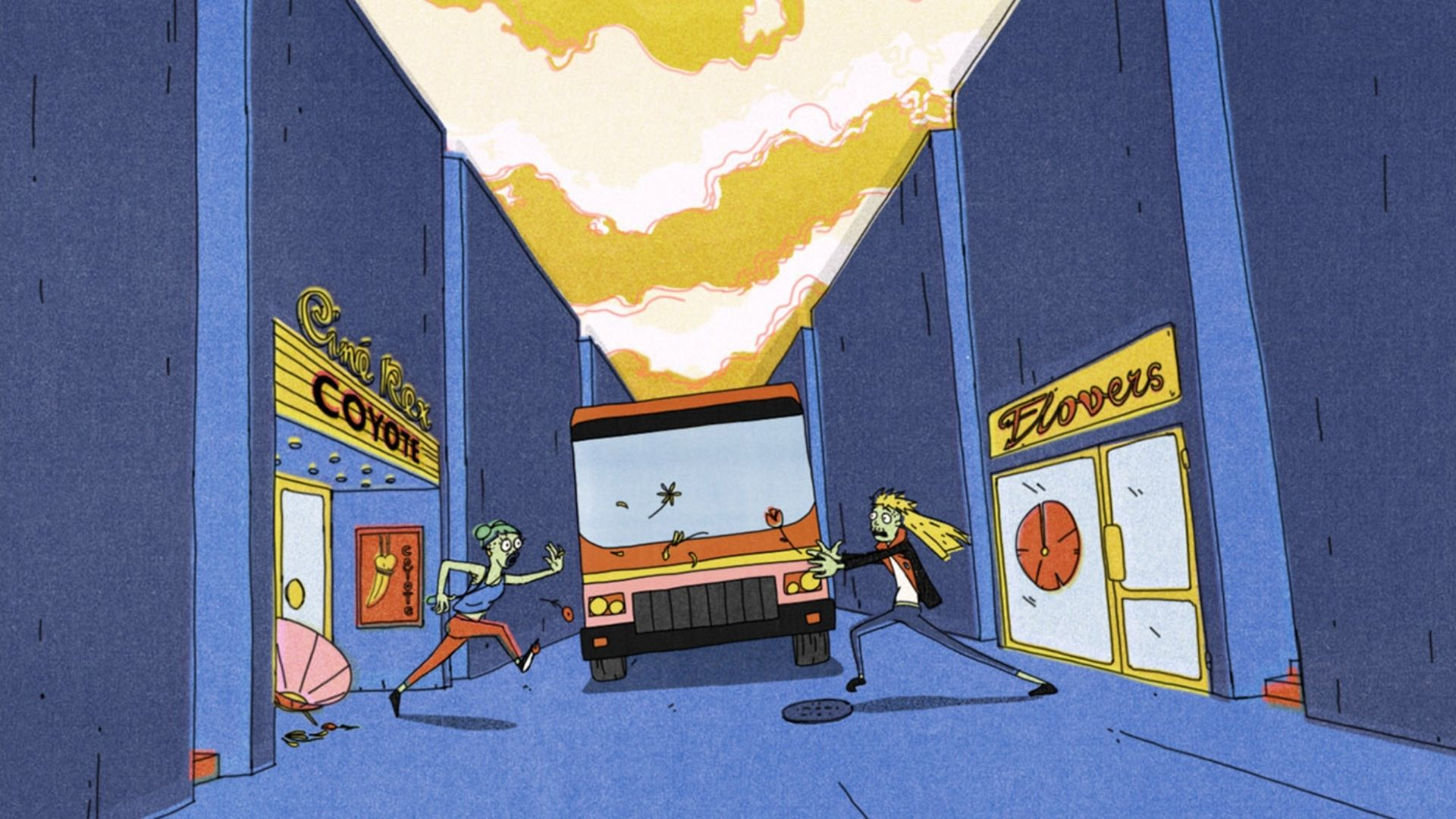 Kinotrip na Animateki