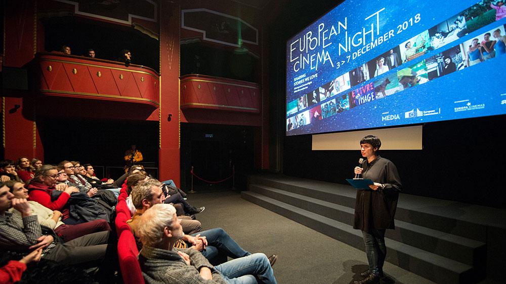 European Cinema Night 2018