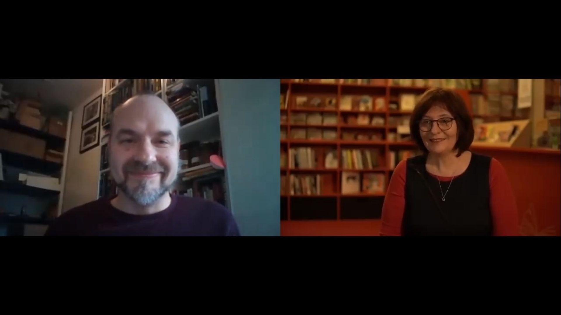 Filmska srečanja: posnetek pogovora ob filmu Medena dežela