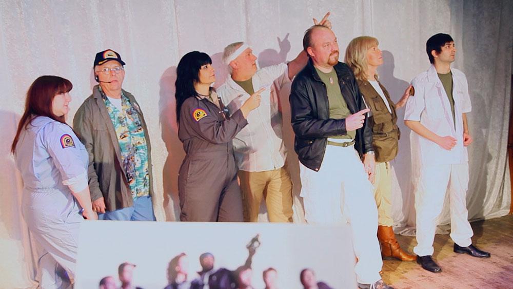 Osmi potnik na odru