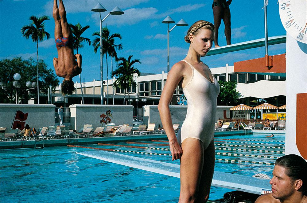Helmut Newton: lepe in poredne