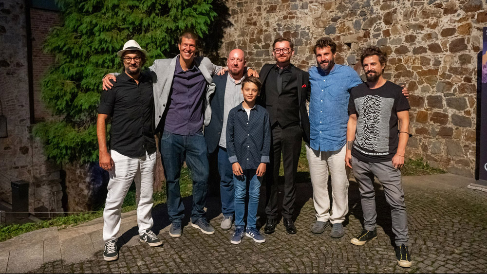 Predpremiera slovenskega filma Nekoč so bili ljudje
