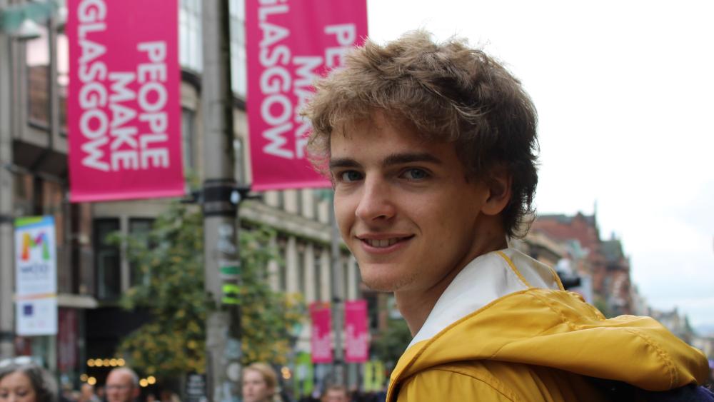Član mlade žirije na Beneškem filmskem festivalu bo letosLev Slivnik