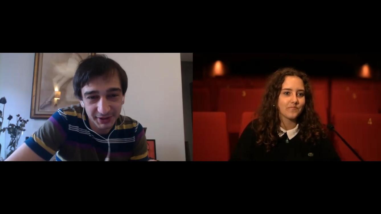 Pogovor z režiserjem filma Stefanom Cipanijem